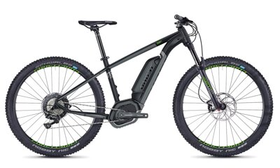 Elektro bicykel Ghost Hyb Teru B7.9 black 2018