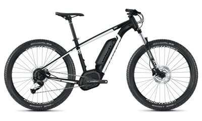 Elektro bicykel Ghost Hyb Teru B2.7+ black-white 2020