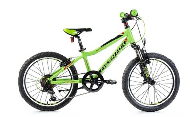 Bicykel Leader Fox Santy green 2018