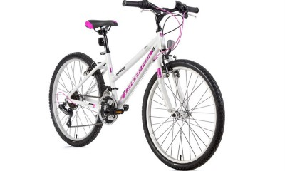 Bicykel Leader Fox Buffalo Girl 24 white 2018