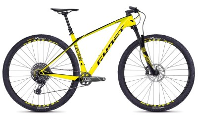 Bicykel Ghost Lector 5.9 yellow 2018