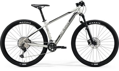 Bicykel Merida Big Nine XT-2 titánový 2020