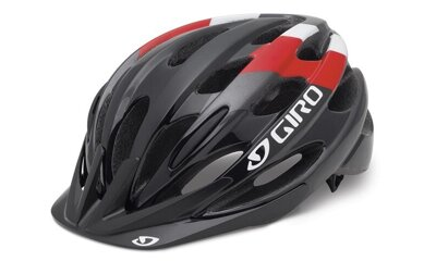 Prilba Giro Revel black-red
