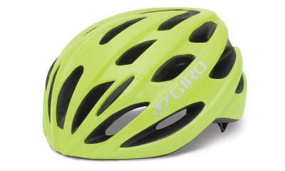 Prilba Giro Trinity highlight yellow
