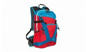 Batoh Cube AMS 16+2 blue-red