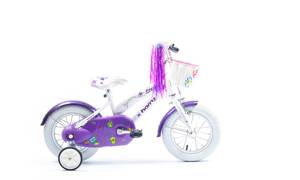 Bicykel Harry Lolly 12 biely