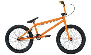 Bicykel Premium Duo Matt Orange 2013