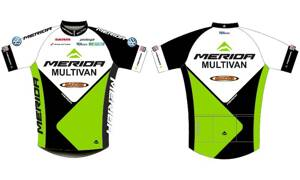 Dres Merida Multivan Team 13