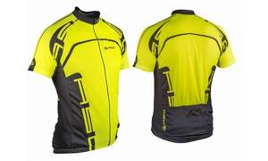 Dres Author Men Sport 13F neon žltý