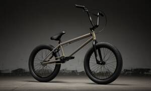 Bicykel Kink Launch gloss raw gold 2019