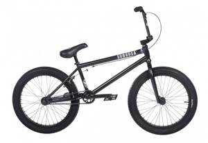 Bicykel Subrosa Salvador satin black 2018