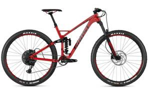 Bicykel Ghost SLAMR 6.9 LC red 2019