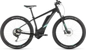 Elektro bicykel Cube Access Hybrid Race 500 black 2019