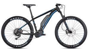 Elektro bicykel Ghost Hyb Kato S3.7+ black 2018