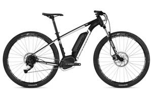 Elektro bicykel Ghost Hyb Teru B2.9 black-white 2019