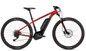 Elektro bicykel Ghost Hyb Teru B2.9 red-black 2019