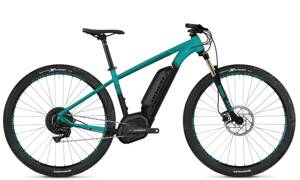 Elektro bicykel Ghost Hyb Teru B4.9 blue-black 2019
