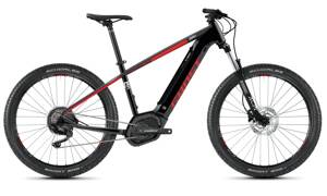 Elektro bicykel Ghost Hyb Teru PT B3.7+ black-red 2020