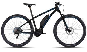 Elektro bicykel Ghost Kato 4 29 black 2017