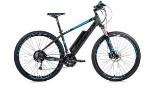 Elektro bicykel Leader Fox Swan 29 sivý 2018