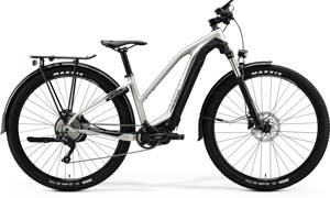 Elektro bicykel Merida eBig.Tour 400 EQ titan 2020