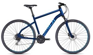 Bicykel Ghost Square Cross 2.8 blue 2018