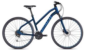 Bicykel Ghost Square Cross 2.8 Lady blue 2018