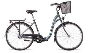 Bicykel Dema Silence 3sp grey 2018
