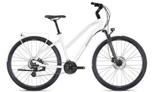 Bicykel Ghost Square Trekking 2.8 Lady white 2018