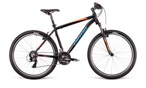 Bicykel Dema Pegas 3.0 black-orange 2018