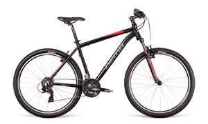 Bicykel Dema Pegas 3.0 black-red 2018