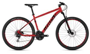 Bicykel Ghost Kato 2.7 red 2019