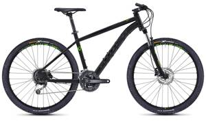 Bicykel Ghost Kato 4.7 black 2018