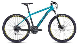 Bicykel Ghost Kato 4.7 blue 2018