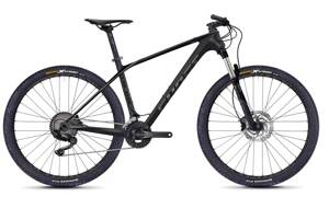 Bicykel Ghost Lector 2.7 black 2018