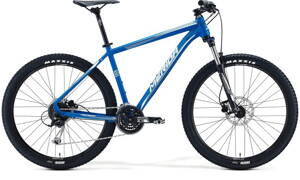 Bicykel Merida Big Seven 100 blue 2016