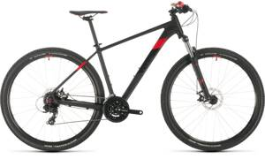 Bicykel Cube Aim 27,5 black 2020