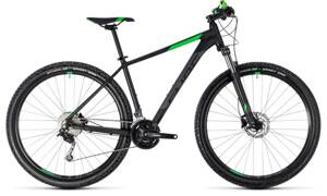 Bicykel Cube Aim SL 29 black 2018