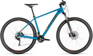 Bicykel Cube Attention SL 29 blue 2019