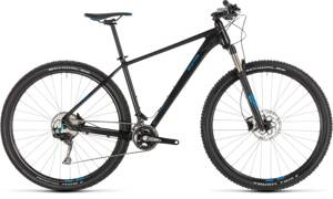 Bicykel Cube Reaction Pro 29 black 2019