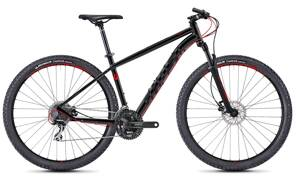 Bicykel Ghost Kato 2.9 black 2018