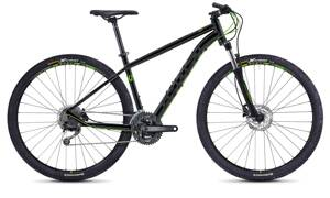 Bicykel Ghost Kato 4.9 black 2018