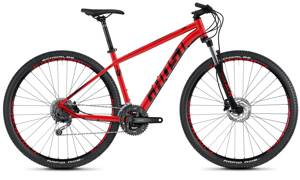 Bicykel Ghost Kato 4.9 red 2020