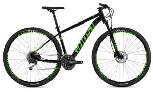 Bicykel Ghost Kato 4.9 black 2019