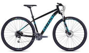 Bicykel Ghost Kato 5.9 black 2018
