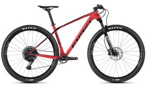 Bicykel Ghost Lector 3.9 red 2020