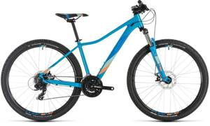 Bicykel Cube Access WS blue 2019