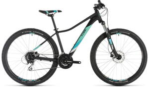 Bicykel Cube Access WS EAZ black 2019