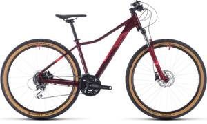 Bicykel Cube Acces WS EXC red 2020