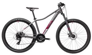 Bicykel Cube Access WS grey-berry 2021